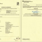 Certificat CCPAE 2016
